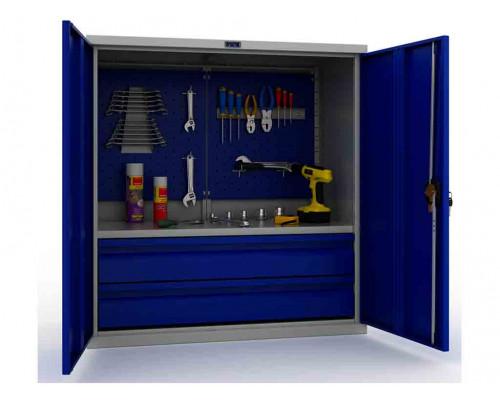 Шкаф инструментальный Практик TС 1095-021020