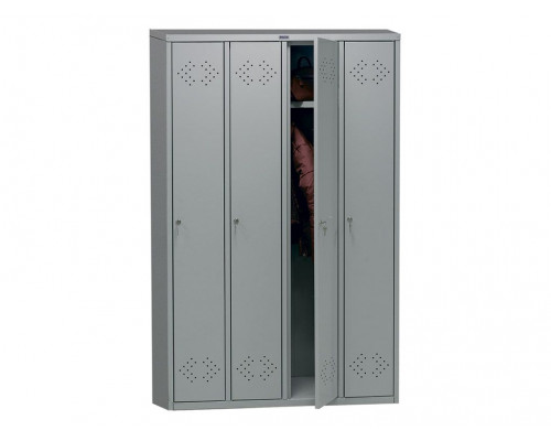 Шкаф для раздевалок Практик Стандарт LS-41