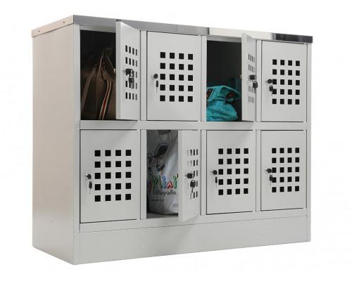 Шкаф для сумок ПРАКТИК Стандарт LS-42