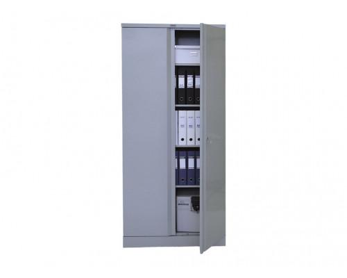 Шкаф металлический Практик AM 2091