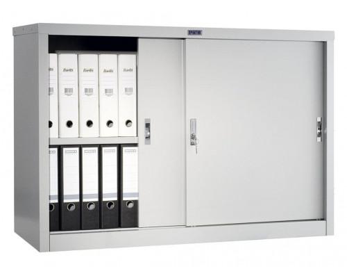 Шкаф металлический Практик АМТ 0812